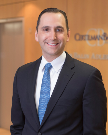Jarrett M. Behar - Long Island Litigation Lawyer - Certilman Balin