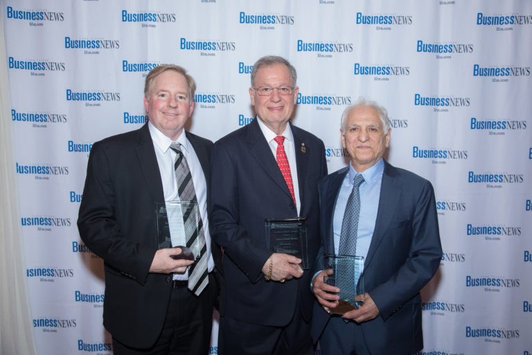 Timothy Shea Honored at the Long Island Business News' Real Estate, Architecture and Engineering Awards Dinner