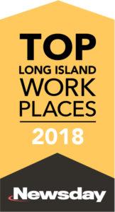 Certilman Balin Attorneys - Top Long Island Work Places 2018