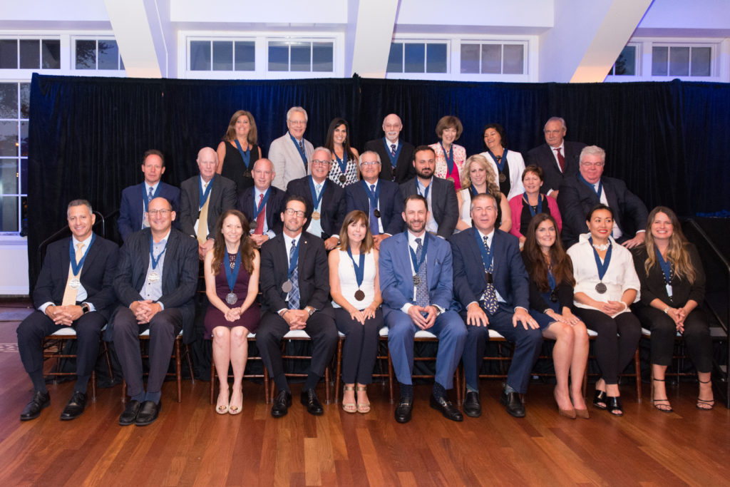 Top Overall Law Firm and Real Estate Law Firm - Long Island Business News' Readership Ratings Awards